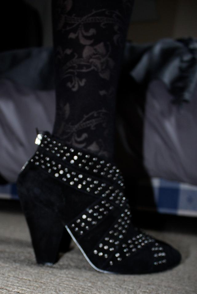 Low boots Zara